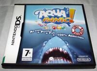 Aqua Panic Nintendo DS 2DS 3DS Game *Complete*