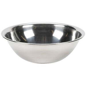 29cm Apollo Stainless Steel Mixing Bowl Kitchen Food Prepware Utility Home New