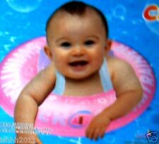 Swim trainer pink for kids, 6 month to 4 year upto 18 kg wt.[training & Safety]