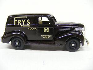 Lledo Days Gone 30001 Chevey Panel Van Frys Cocoa