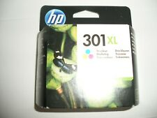 Genuine HP 301/301XL Cartuccia Di Inchiostro a Colori-NUOVO