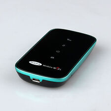 Fast 7.2Mbs Wireless 3G Wifi Router Modem Mifi Mobile Hotspot with SIM Card Slot