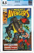 Avengers 69 CGC 8.5