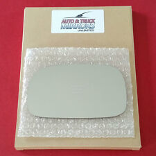 NEW Mirror Glass + ADHESIVE 00-05 TOYOTA CELICA Driver Left Side LH *FAST SHIP*