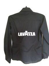 Lavazza - Ladies Black, Barista Shirt. Size 10.