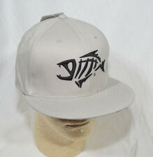 G. Loomis RB Flatbill Baseball Cap Hat Men Embroidered Fish Black Olive or Stone