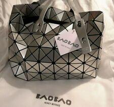 Fashion Bao Bao Issey Miyake Women's Bag Handbag - Silver - New - Best Pric.