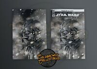 Star Wars Adventures #1 Peach Momoko Virgin Variant Set x/501 Darth Vader IDW