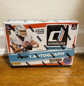 2021 PANINI DONRUSS NFL FOOTBALL MEGA BOX LAWRENCE TARGET RC PINK OPTIC PRIZM