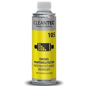 CleanTEC DPF Cleaner Dieselpartikelfilter Hochleistungs Reiniger 375ml 105