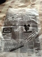 Disney Plastic Carrier Bag