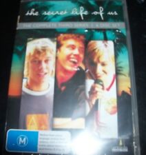 The Secret Life Of Us The Complete Third Series 3 (Australia Region 4) DVD – New