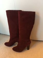 New Look Suede Boots Size 6