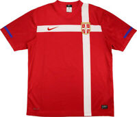 mint SERBIA Србија 2010-11 home football shirt Nike XL jersey World Cup Орлови