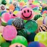 10 Stücke Farbe 27mm Bouncy Jet Balls Kinder Spielzeug Für Pinata Beute ParteiYF