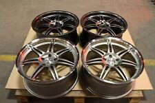 """Linea Corse Dyna 19"""" Alloys 350Z Skyline 200sx RX7 Supra Nissan Lexus 5x114 Rota"""