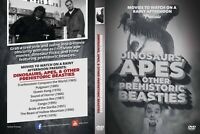 """Movies to Watch on a Rainy Afternoon: """"Dinosaurs, Apes"""" DVD Rifftrax MST3K"""