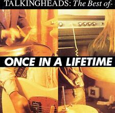 CD - TALKING HEADS - Once in a lifetime