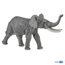 NEW PAPO 50215 African Elephant 20cm Long - Wild Animal Collection