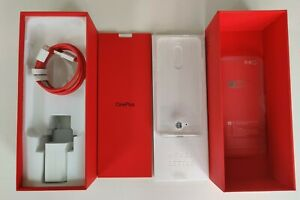 Genuine OnePlus 7T Pro Product Box & All Accessories (EU Specification)