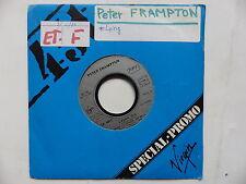 PETER FRAMPTON Lying promo mono face SA 1065