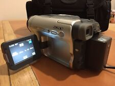 Sony Handycam DCR-TRV460 Camcorder w/ Accessories