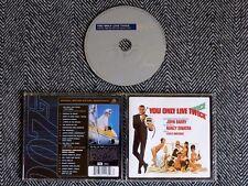 JAMES BOND 007 - YOU ONLY LIVE TWICE - B.O.F / Soundtrack - CD