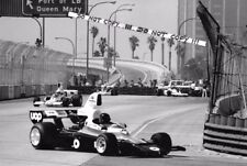9x6 Photograph, Jackie Oliver  UOP-Shadow-Dodge DN6  F5000  Long Beach  1975