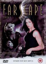 FARSCAPE COMPLETE SEASON 3.4 VOLUME 4 DVD Box Set Series New UK R2 3rd Third
