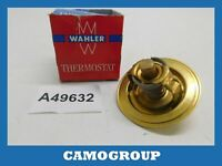 Thermostat Refrigerant Coolant Thermostat Wahler For SKODA Favorit 3032.80
