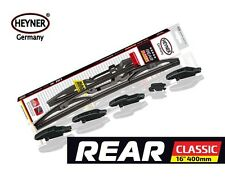 "Hyundai Terracan 2001-2006 rear wiper blade 16""400mm quality direct replacement"