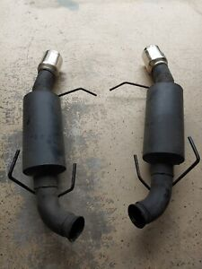 2011-12 Ford Mustang Shelby GT-500 Exhaust - Flowmaster American Thunder