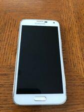 Samsung Galaxy S5 SM-G900 - 16GB - White (Unlocked) Smartphone