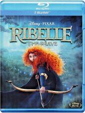 RIBELLE: THE BRAVE (2 BLU-RAY) ANIMAZIONE DIGITALE WALT DISNEY