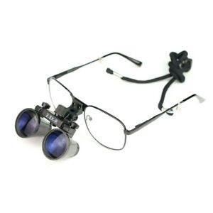2.5X 3.5X Dental Loupe Binocular Surgery Surgical Medical Operation Magnifier