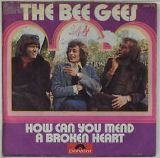 """7"""" Single - Bee Gees, The - How Can You Mend  - s633"""