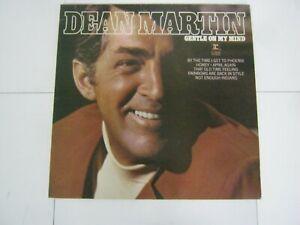RECORD ALBUM DEAN MARTIN GENTLE ON MY MIND 7360