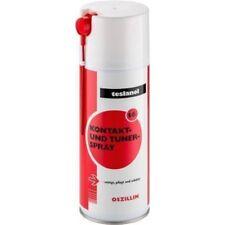 Kontaktspray Tunerspray Reinigungsspray T6 Kontaktreinigung 400ml von teslanol