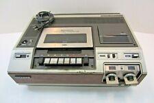New listing Very Rare Magnavox Vj822Obro1 Vintage 1979 Top Load Vcr Vhs Cassette Recorder
