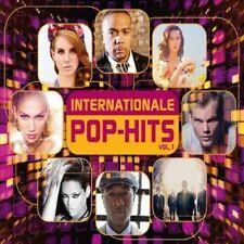 INTERNATIONALE POP-HITS (VOL.1) 3 CD NEW+ - JENNIFER LOPEZ, SAMU HABER, RIHANNA