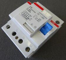 FI-Schutzschalter ABB F374-25/0,03 Fehlerstromschutzschalter 25A 0,03A 30mA 4pol