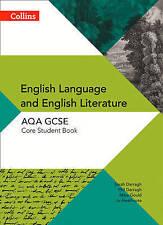 AQA GCSE ENGLISH LANGUAGE AND ENGLISH LITERATURE: CORE STUDENT BOOK 9  - 1