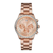 Michael Kors Stainless Steel Case Unisex Wristwatches