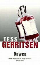Dawca, Tess Gerritsen, polish book