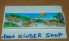 KINDER K02 N°117 118 119 120 - BPZ