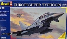 Revell 1/72 Eurofighter Typhoon Twin Seater 4338