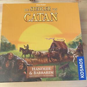 Die Siedler von Catan - Händler und Barbaren NEU OVP