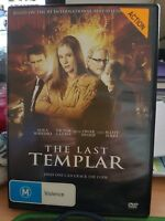 The Last Templar DVD*R4*Terrific Condition*Mira Sorvino*Omar Shariff*