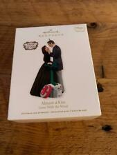 Hallmark Ornament 2011 Gone with the Wind Almost a Kiss Scarlett O'Hara Rhett