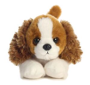 "8"" Mini Flopsie 8"" Charles Mini Flopsie Puppy Dog Soft Stuffed Animal Plush"